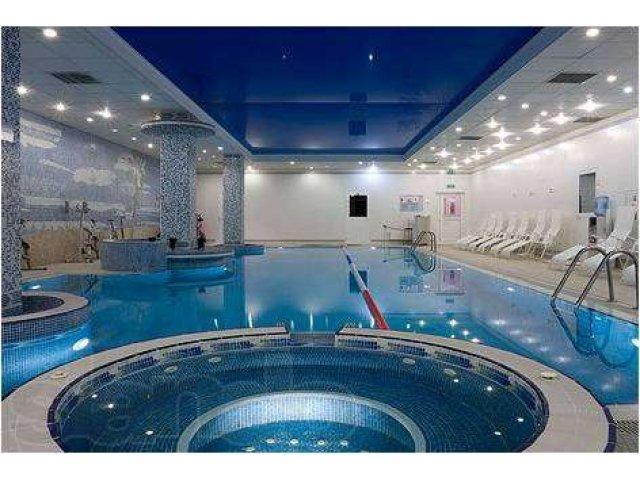 фитнес клубы с бассейном в спб
